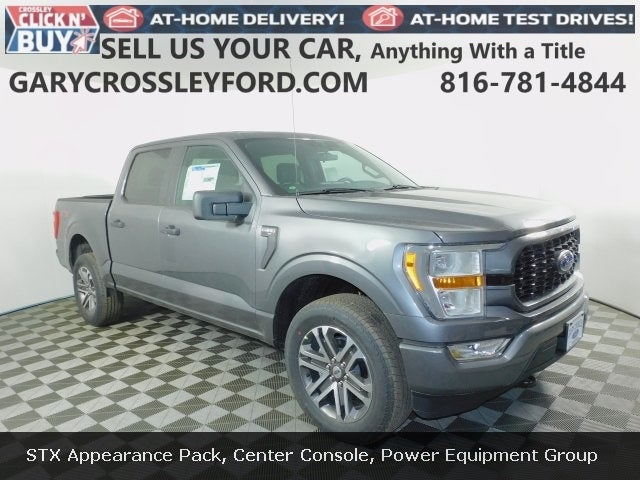 2020 Ford F 150 Ford Trucks In Kansas City Mo Gary Crossley Ford