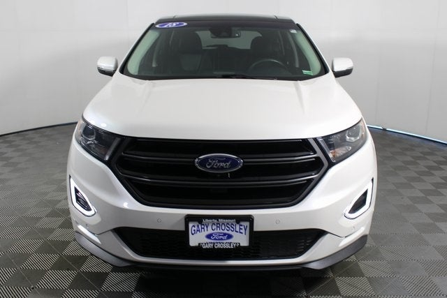 Ford Edge Sport In Kansas City Mo Gary Crossley Ford